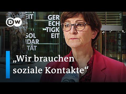 SPD Spitze fordert mehr Homeoffice und Schutz am Arbeitsplatz statt Ausgangssperren | DW Nachrichten