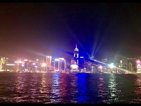 A Symphony of Lights in Hong Kong♥幻彩詠香江♥심포니오브라이트♥홍콩여행♥홍콩맛집♥홍콩야경