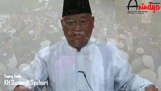 KH Sunardi Syahuri Bapak Masjid Teladan Umat