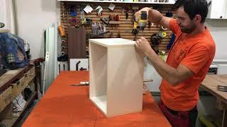 101 Jak wygląda produkcja szafek w małych zakładach stolarskich