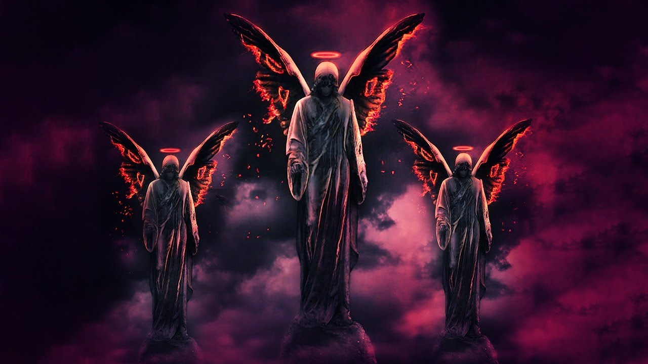 The Three Angels - They Are Coming And Everyone Will See Them In The Sky