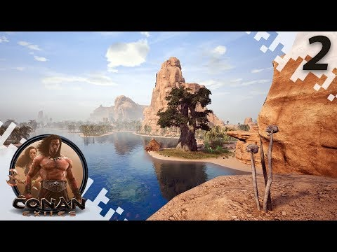 CONAN EXILES: THE FROZEN NORTH - The Right Tool For The Job - EP02