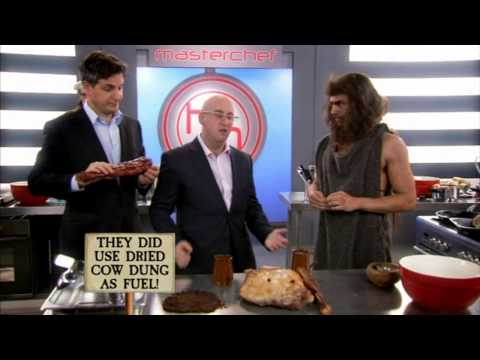 cooking with Nug the caveman= cow dung cake!  finaly