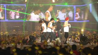 [Eng sub] Big Bang Concert: Big Show 2010 - Sunset Glow+Lies+Ending [19/19]