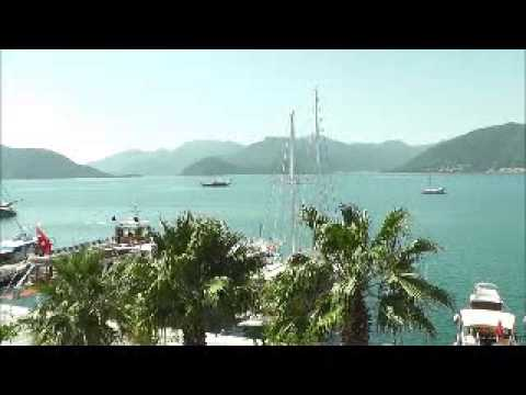 Gulet Broker Yachting Office Panorama Marmaris