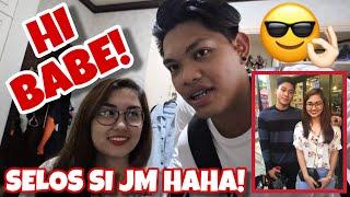 Video NAMEET KO ANG GF NI JM (SELOS SIYA EH HAHA!) download MP3, 3GP, MP4, WEBM, AVI, FLV September 2019