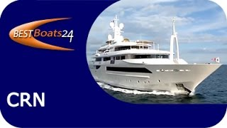 CRN 129 Chopi Chopi 80 m MEGA YACHT Neuvorstellung 2015 bei BEST-Boats24