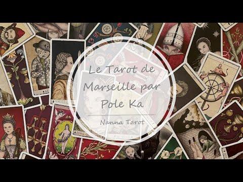 開箱  波爾卡馬賽塔羅牌 • Le Tarot de Marseille par Pole Ka // Nanna Tarot