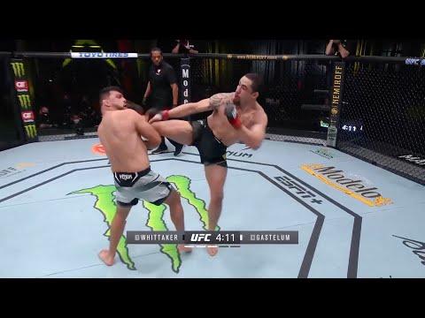 Лучшие моменты турнира UFC Вегас 24: Уиттакер vs Гастелум