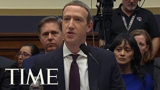 Mark Zuckerberg Defends Facebook's 'Libra' Currency Plans Before Congress | TIME