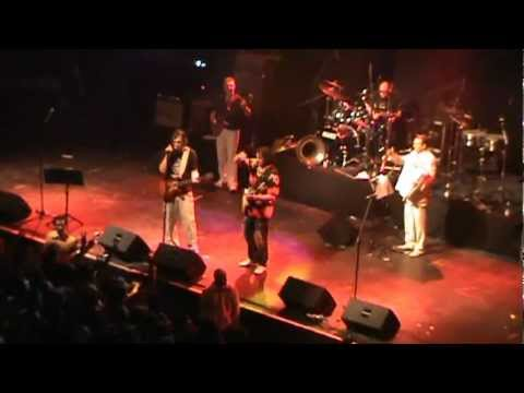 Emir Kusturica & The No Smoking Orchestra / Bubamara / Teatro Caupolicán, Chile