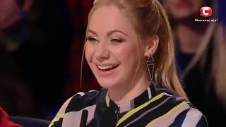 Сама-сама на Україна має талант
