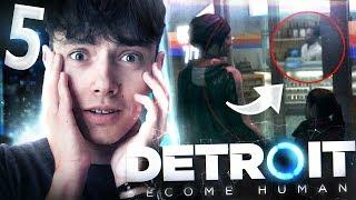 PRZYŁAPANI NA KRADZIEŻY  - Detroit: Become Human #5 | JDabrowsky