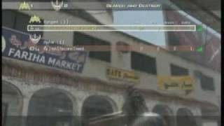 [MW2] Throwing knife montage