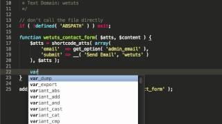 5 - Shortcode API - WordPress Plugin Tutorial in Bangla