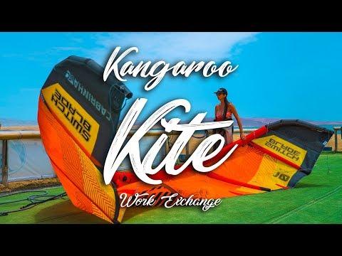 WORK EXCHANGE: Kangaroo Kiteboarding in PERU