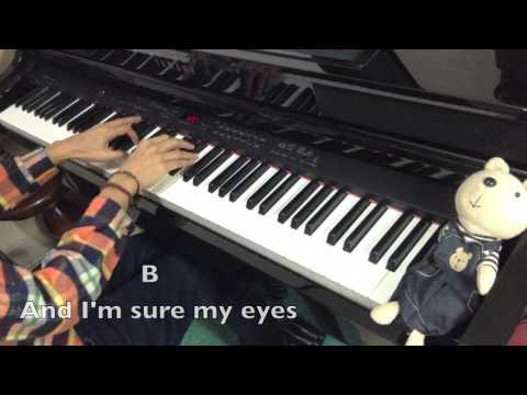 Adele - All I Ask - Piano Cover + All I Ask Lyrics and Chords (25)
