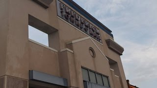 Abandoned Frederick Towne Mall- Power Still On