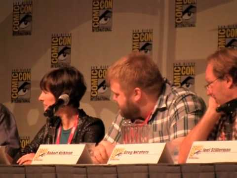 A Look Back at The Walking Dead's First Ever Comic-Con