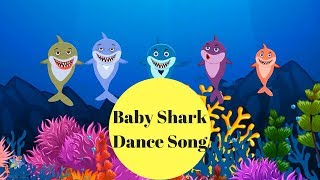 BABY SHARK DANCE SONG I  Creative Minds Preschool's Version