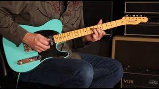 Fender Custom Shop 1951 Nocaster Relic  •  Sn: R12111