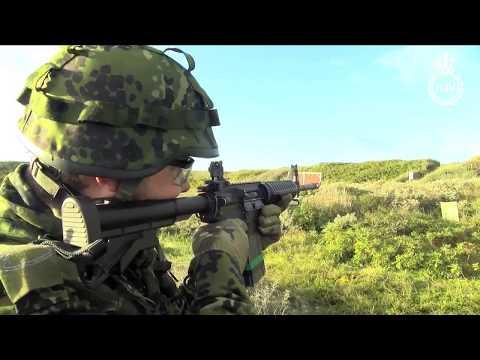 Feltpokalskydekonkurrence i Hjemmeværnet 2017