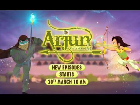 Arjun, Prince of Bali | Season 3 | Hiranya Trailer 3