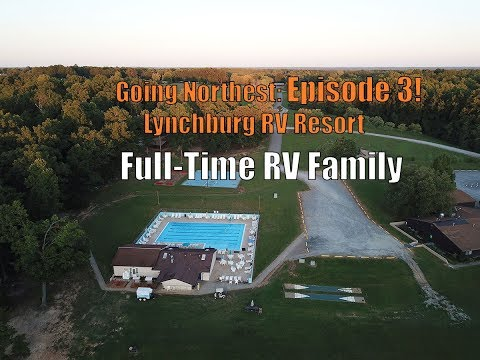 RVing Northeast - Episode 3 Full-Time RV Family