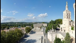 Places to see in ( Avignon - France ) Musee du Petit Palais