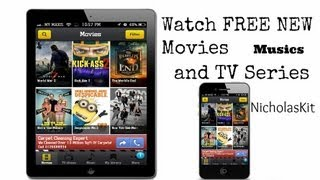 Movie Box - Watch FREE LATEST HD Movies, TV Series, and Musics on iOS / Android