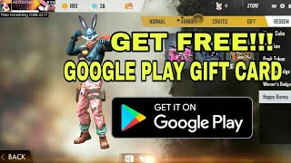 How to get google play gift card free in hindi 2019 videos / InfiniTube
