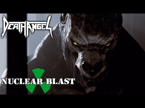 DEATH ANGEL - The Dream Calls For Blood (OFFICIAL VIDEO)