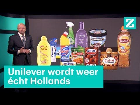 Unilever wordt weer één als de Britten akkoord gaan • Z zoekt uit