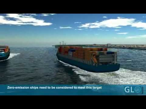 A vision for a zero-emission container feeder vessel