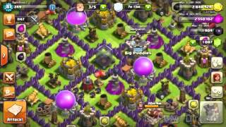 Clash Of Clans | Road To Max Th8 - Ep1 Fresh Start