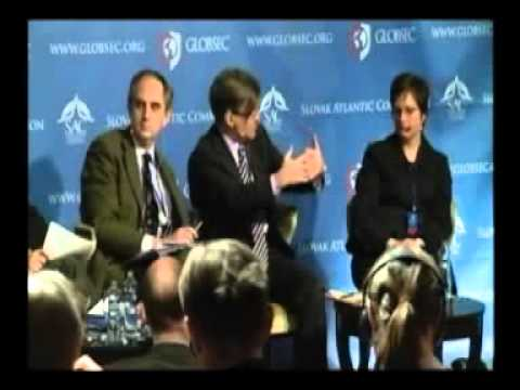 GLOBSEC 2011: SESSION 2 - EUROPEAN ORDER: ARE WE HEADING TOWARDS A MULTIPOLAR EUROPE? p2