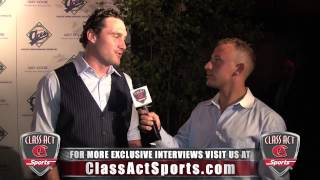 Daniel Murphy All Star Weekend Interview w/ Jared Ginsberg of Class Act Sports (July 2013)
