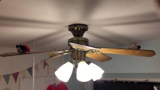 TSUM TSUM on Ceiling Fans (ツムツムをシーリングファンに乗せてみた) thumbnail