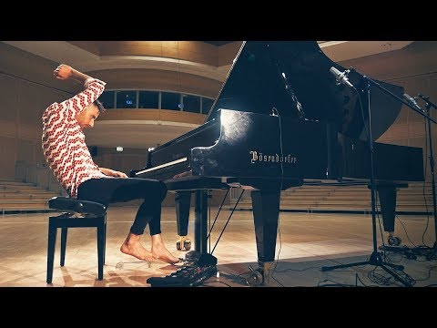 Mix - AFRICA - Toto x Peter Bence (Piano Cover)