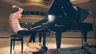 AFRICA - Toto x Peter Bence (Piano Cover) Video