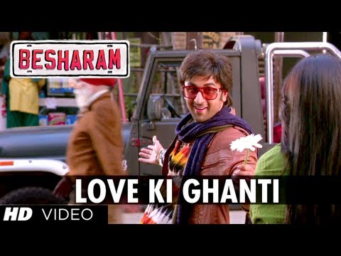 LOVE KI GHANTI song lyrics