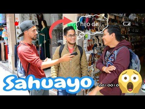 ¿Cuál Es La Palabra Más Usada En Sahuayo? Fabián Barajas