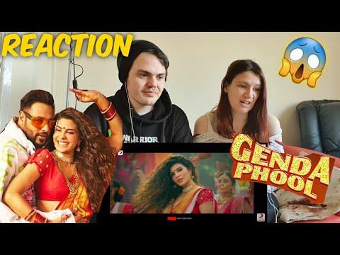 First Time Reaction Badshah Genda Phool   JacquelineFernandez   Payal Dev  Official Music Video 2020