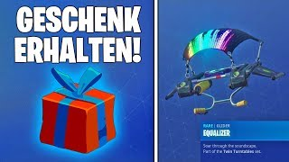 FREE GLEITER (Gift from Fortnite) | Fortnite 14 Days Reward