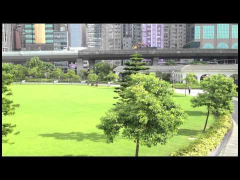 Sun Yat Sen Memorial Park Hong Kong HK