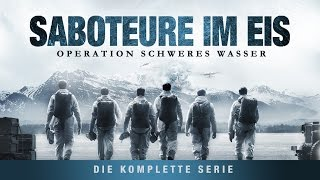 SABOTEURE IM EIS | Trailer deutsch german HD | Kriegsserie