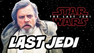 Star Wars Episode 8 The Last Jedi Teaser Poster and Title Breakdown