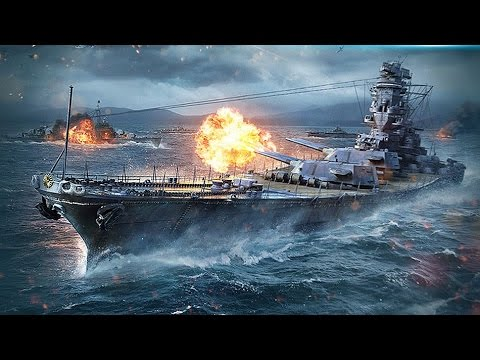 World Of WarShips premium Tier V Murmansk + BattleShip Tier V Kongo""