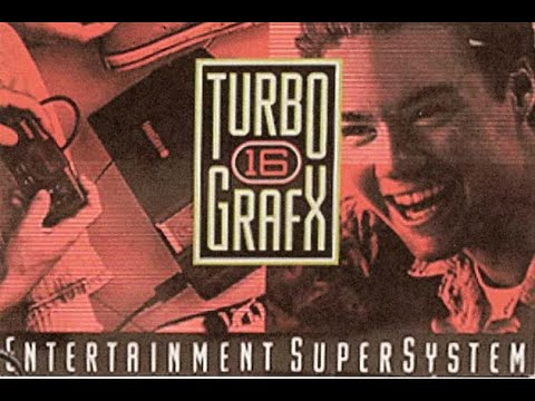 TurboGrafx-16 1989 Promotional Video