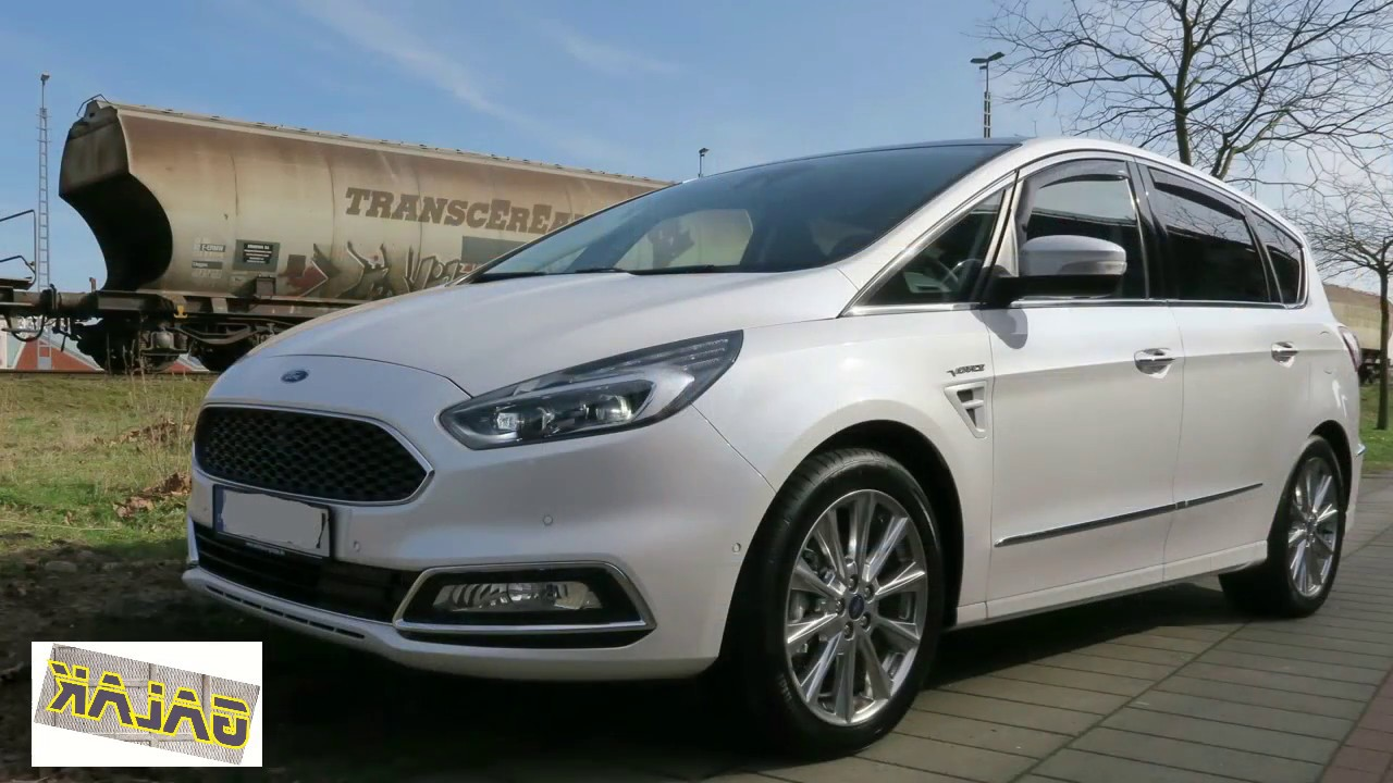 2018 ford s max vignale exterior all new youtube. Black Bedroom Furniture Sets. Home Design Ideas
